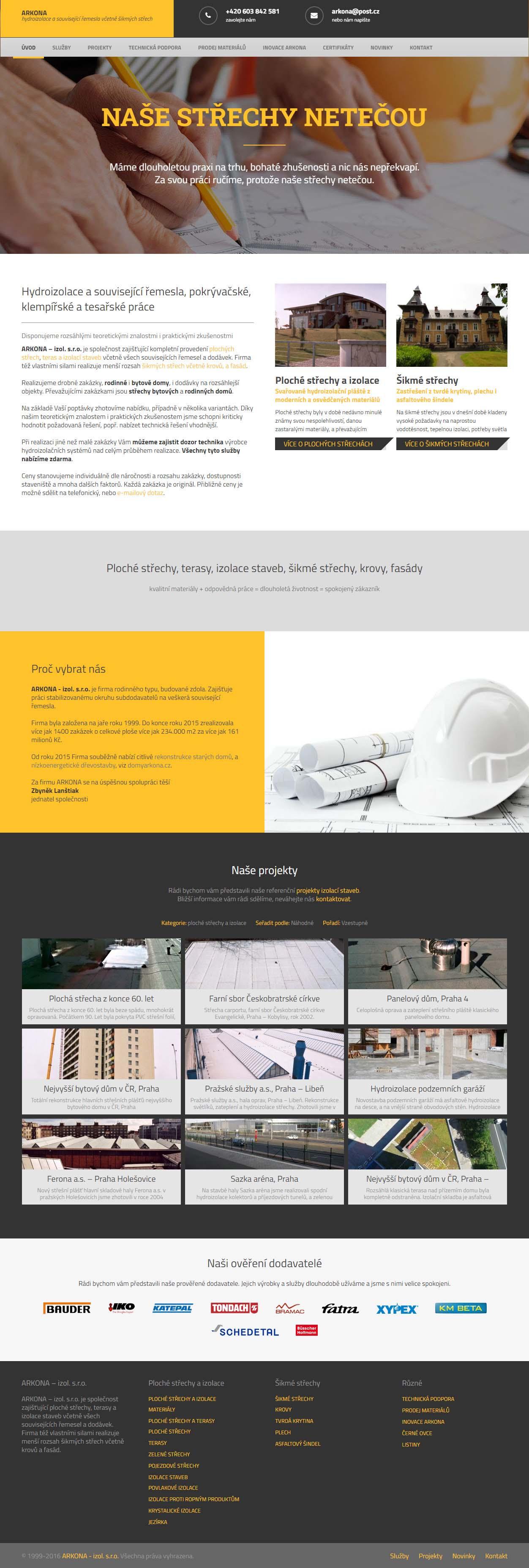 webdesign arkona | Milan Tuček