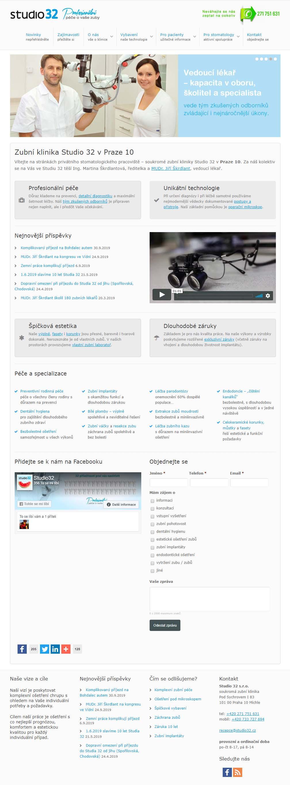 webdesign studio32 | Milan Tuček